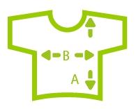 Shirtmaße